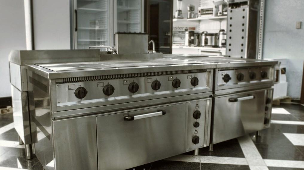 О ремонте профессиональных электрических плит