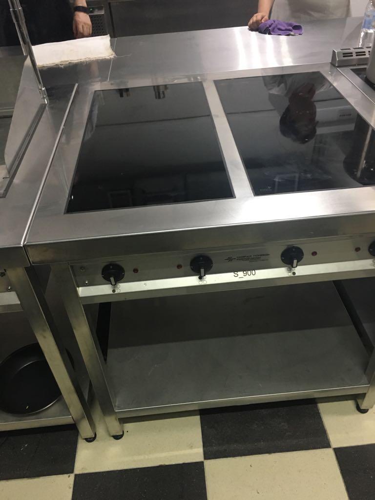 инфраксрасная стеклокерамическая плита